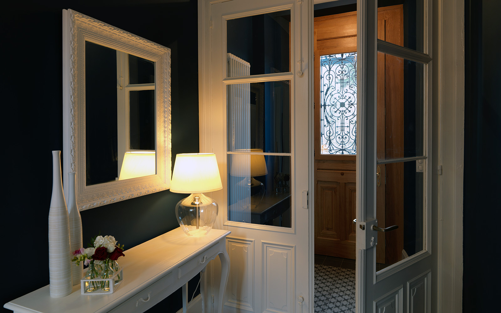 travaux interieur maison affordable affordable escaliers trs inspirs with modele interieur. Black Bedroom Furniture Sets. Home Design Ideas