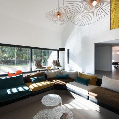 Découvrez les travaux de rénovation entrepris par Marc Gallitelli dans une maison à Riedisheim.