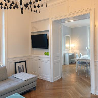 Marc Gallitelli a apporté son expertise dans ce projet de modernisation d'une maison de maître à Mulhouse.