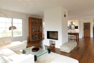 Marc Gallitelli s'est vu confier les travaux de rénovation de cette maison familiale située à Riedisheim.